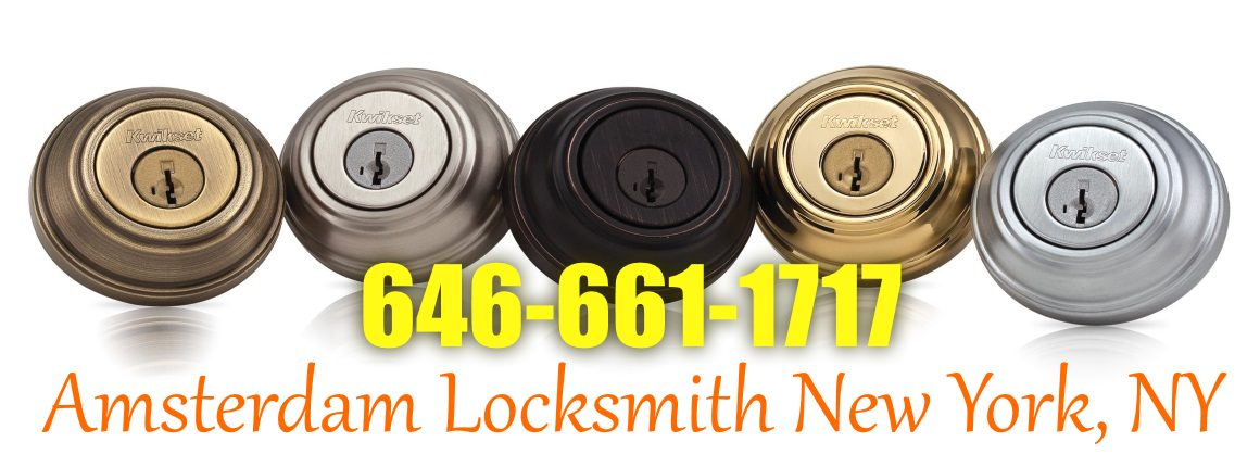 Amsterdam Locksmith New York, NY